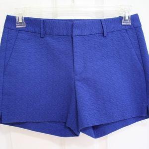 Banana Republic blue shorts size 4